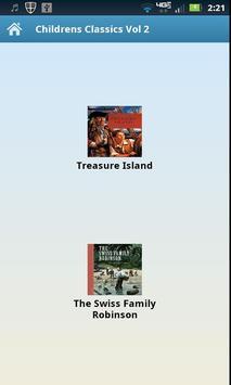 Children's Classics Vol 2 poster