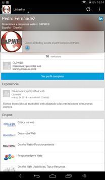 C&PWEB apk screenshot