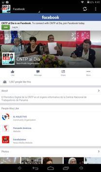 CNTP al Día apk screenshot