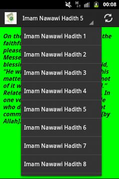 Imam Nawawi's 40 Hadith apk screenshot