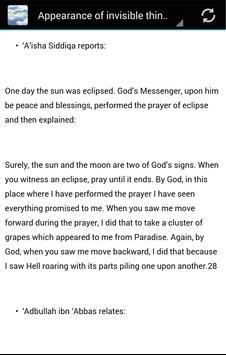 Miracles of Prophet Muhammad apk screenshot