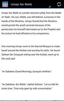 Biographies of the Sahabah apk screenshot