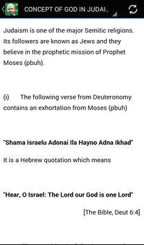 Concept of God in Religions apk screenshot