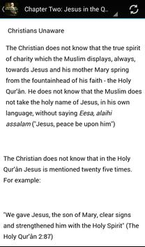 Christ in Islam (Ahmed Deedat) apk screenshot