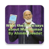 The Bible and Muhammad icon