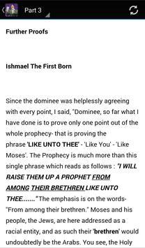 The Bible and Muhammad apk screenshot