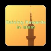 Gaining Rewards in Islam icon