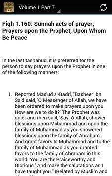 Fiqh us Sunnah apk screenshot