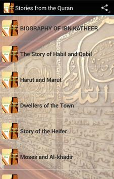 Stories from the Quran poster