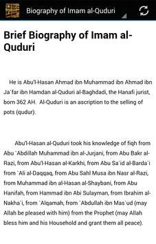 Mukhtasar al-Quduri (Hanafi) apk screenshot
