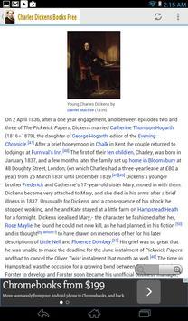 Charles Dickens Books & Audio apk screenshot