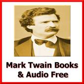 Mark Twain Books & Audio Free icon