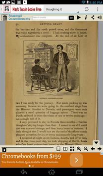 Mark Twain Books & Audio Free apk screenshot