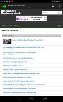 Latest Business & Market News apk screenshot