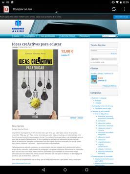 Ideas creActivas para educar apk screenshot