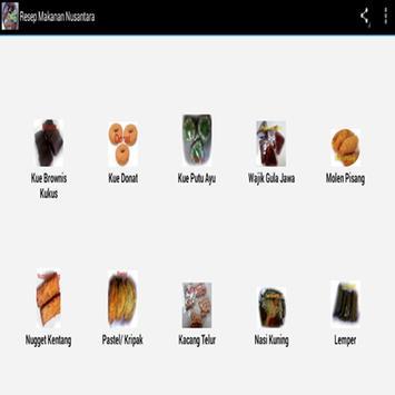 Resep Makanan Nusantara apk screenshot