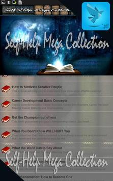 Self-Help Mega PDF Collection poster
