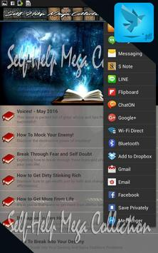 Self-Help Mega PDF Collection apk screenshot