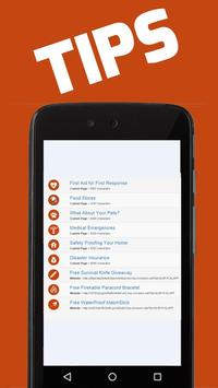 Survival Guide & Gear apk screenshot