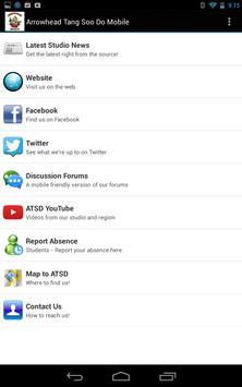 Arrowhead Tang Soo Do Mobile apk screenshot