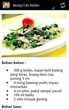 Resep Masakan Cina Populer apk screenshot