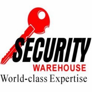 Shopping Security-Warehouse poster