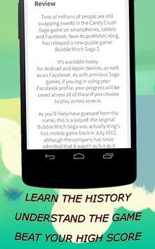 Guide for Bubble Witch Saga 2 apk screenshot