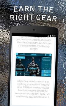 Guide for Batman Arkham Origin apk screenshot