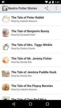 Children Tales: Beatrix Potter poster