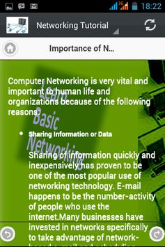 Basic Networking apk screenshot