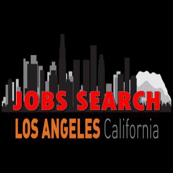 LA Jobs Search poster