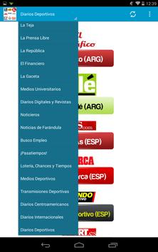 Diarios de Costa Rica y más apk screenshot