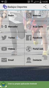 Badajoz Deportes poster