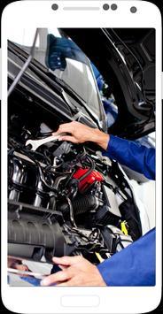Car Mechanic poster