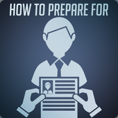 Prepare for an Interview icon