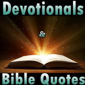 Devotionals & Bible Quotes icon