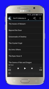 Short Sci-Fi Audiobooks apk screenshot