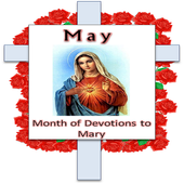 May Devotions to Mary icon
