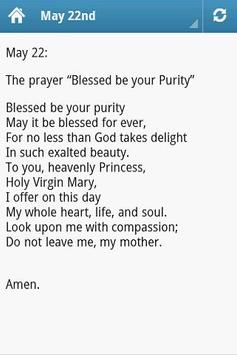 May Devotions to Mary apk screenshot