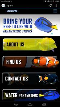 Aquaria SA poster