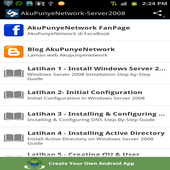Tutorial Windows Server 2008 icon