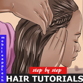 Hair Styles and Tutorials icon
