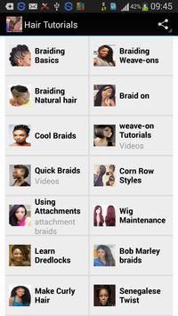 Hair Styles and Tutorials poster