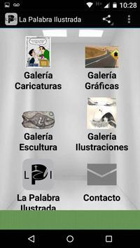 La Palabra Ilustrada apk screenshot