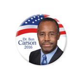 Ben Carson for President 2016 icon