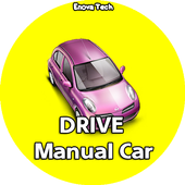 How To Drive Manual Car icon