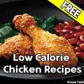Low Calorie Chicken Recipes icon