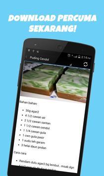 Aneka Resepi Puding apk screenshot