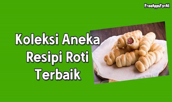 Aneka Resepi Roti poster