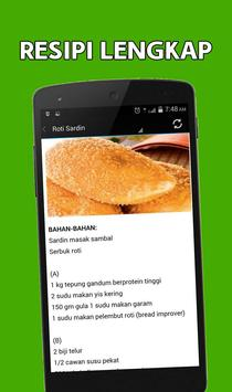 Aneka Resepi Roti apk screenshot